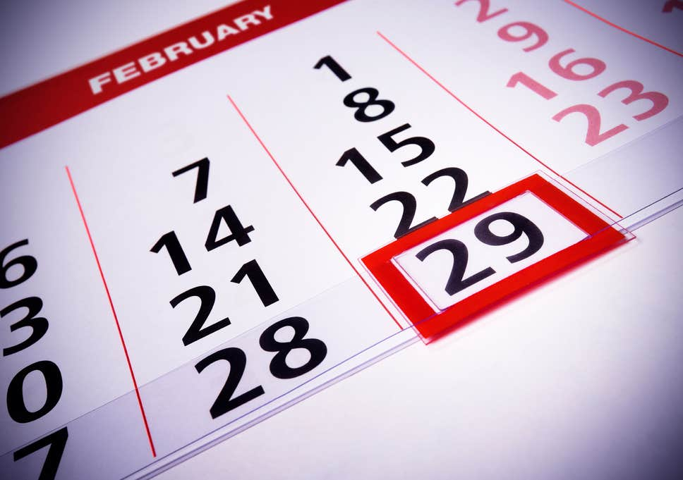 Why Does A Leap Year Have 366 Days? - MSR Blogs